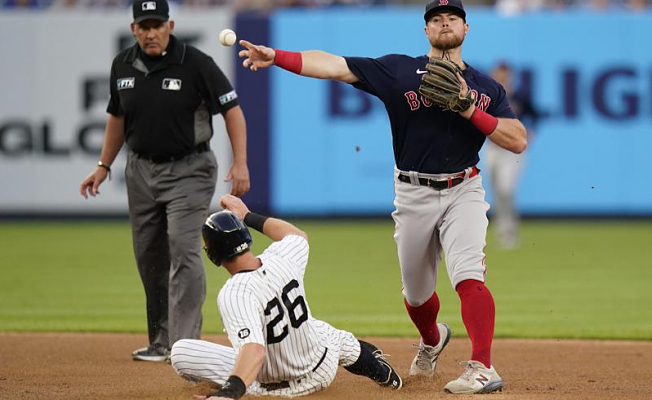 Red Sox stifle Yanks with short-handedness 4-0 with Judge on COVID IL