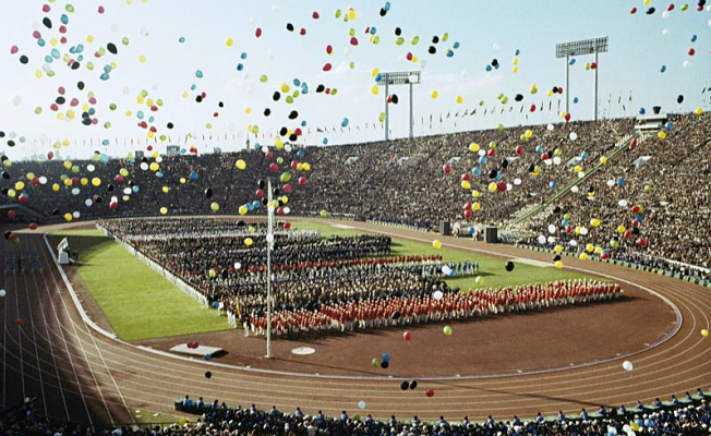 The 1964 Games are a lens through which we can see the Tokyo Olympics