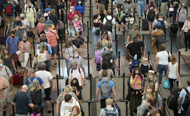 Travelers are facing a tough summer in America, according to delays in the Southwest