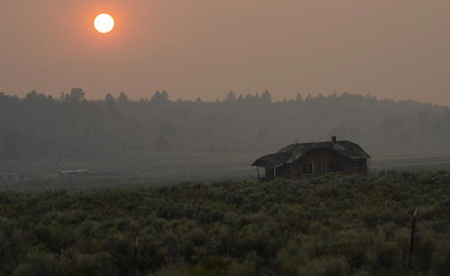 Wildfires threaten Native American lands in the US West