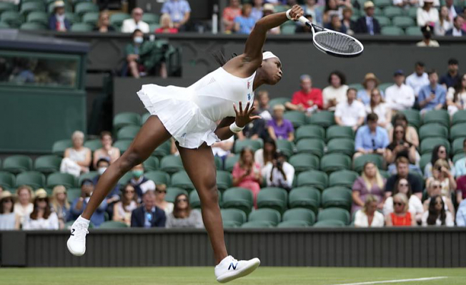 Wimbledon resumes with new faces after last Sunday's Middle Sunday