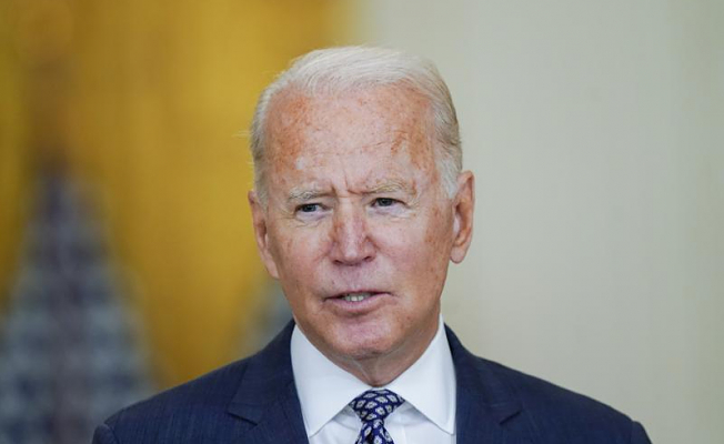 Biden sees dip in support amid new COVID cases: AP-NORC poll