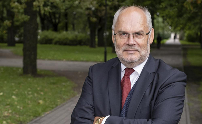 Estonia's only presidential candidate is the Museum Chief