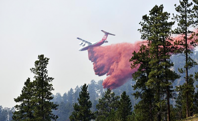 Montana towns are ravaged by wildfire as West burns