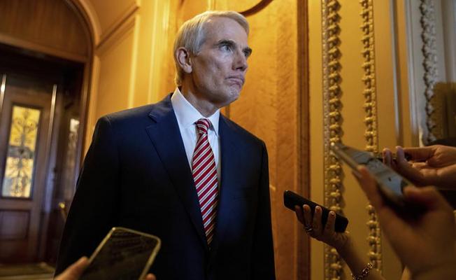 Senators fight to amend and finish $1T infrastructure bill