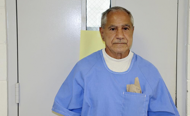Sirhan, assassin to RFK, wins parole with the support of 2 Kennedys