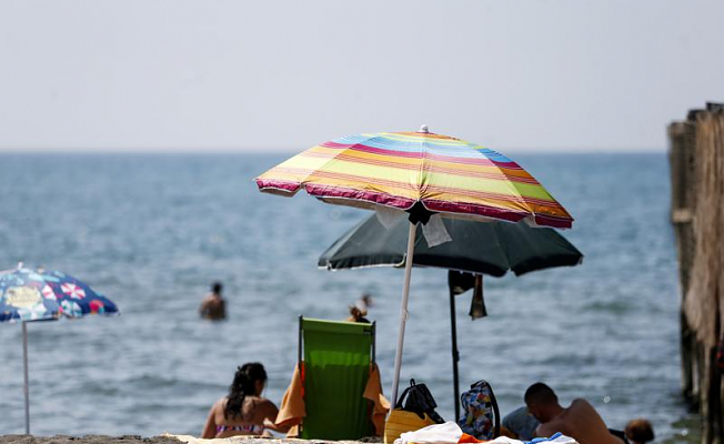 Spain sets a new prelim record for heat at 47.2 C (116.96 F)