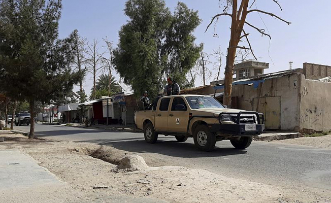 Taliban seize large portions of the provincial capitals in south Afghanistan