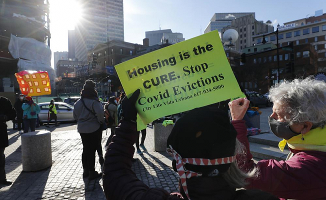 Tenants anxiously awaiting assistance when evictions resume