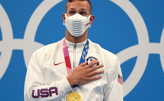Tokyo Olympics 2020: American athletes who won gold medals at Games