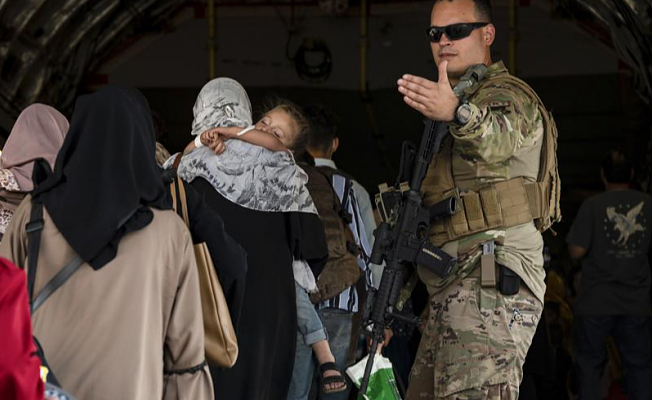 What is the status of Afghanistan evacuations?
