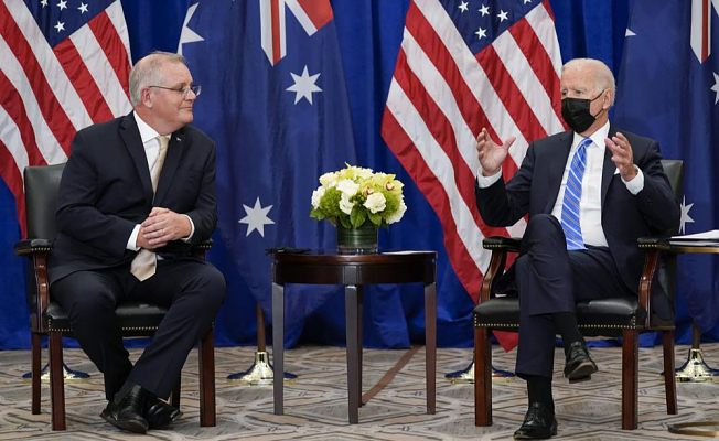 Biden hosts Indo-Pacific leaders to address China's growing concerns