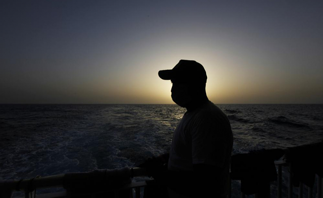 North African migrants are stranded and need rescue
