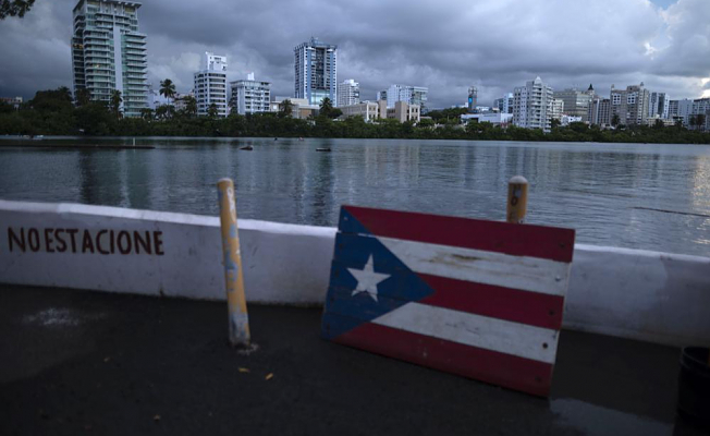 Puerto Ricans snort as outages threaten their health, work, and school