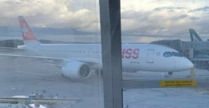 Airbus A220 the Swiss due to oil Leak failed