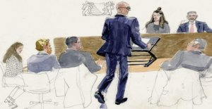 An art dealer wants to be acquitted