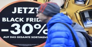 Black Friday is gaining momentum, but still has Catch-up potential