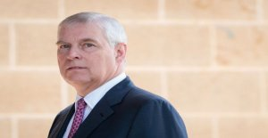 Britain's prince Andrew to withdraw from his duties so far