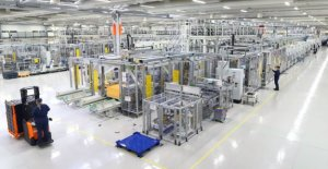 Car manufacturer Valmet Automotive started battery production in Salo