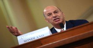 EU ambassador Sondland: the Entire Us foreign policy led to know the companies put pressure on Ukraine