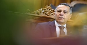 Federal councillor Ignazio Cassis wants to remain as foreign Minister