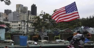 Hong Kong unrest: the US Senate irked Beijing