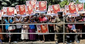 Sri Lanka has a longing for the strong man