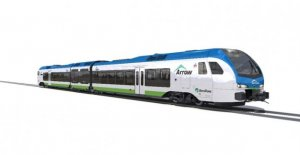 Stadler produces first hydrogen train
