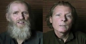 Taliban free two hostages