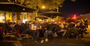 Test in Zurich: The Free food and drink until 2 am in the night