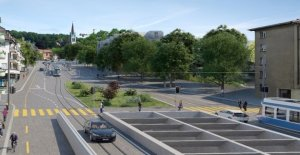 The city Council decision is made at the rose garden tunnel project