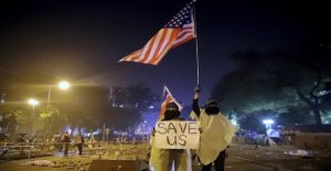US Congress decides on the laws for the Pro-democracy movement in Hong Kong