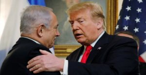 USA full turnaround to the benefit of Israel