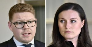 Analysis: SDP selects today's young prime minister in a tough place – now the party council to consider whether Marin or Lindtman pressures better
