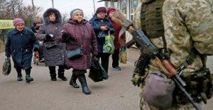 Caught between the fronts in Eastern Ukraine