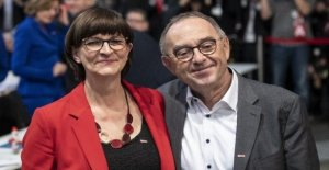 For the SPD, there is no way out of the Grand coalition-the case of