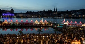 Intrigue at the Lucerne Festival and the economic elite in the middle of it