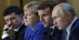 Ukraine talks: What is different this time