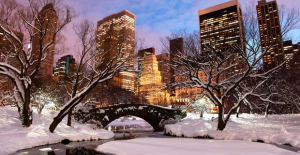 Top places to visit in the US on Christmas...