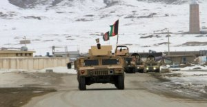 Afghanistan, falls on a jet to the Usa. The Taliban: We have shot down the aircraft of the Cia