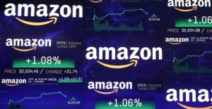 Amazon experience the sale in Italy
