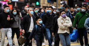 Coronavirus, Trump currency the suspension of all flights. In China, 25 new deaths