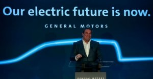 General Motors is attacking Tesla: 2.2 billion for the factory of electric