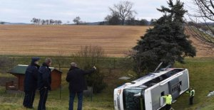 Germany, the accident school bus: two children dead