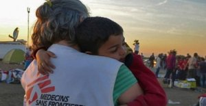 Greece, Lesbos, The Greek government denies the care essential to seriously ill children