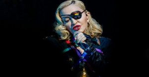 Madonna: I have to rest for a while, and cancels the first date in London