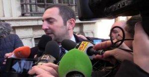 Naples, Spadafora: The government will go ahead regardless of the election in Emilia