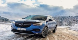 Opel Grandland X, now also available in a Plug-In Hybrid