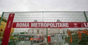 Rome: for hours lost in traffic is second only to Bogota