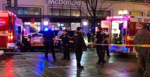 Seattle, open fire on the crowd, and flees: one dead and five injured, hit a child